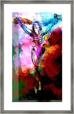 Self Denial Framed Print by James Thomas