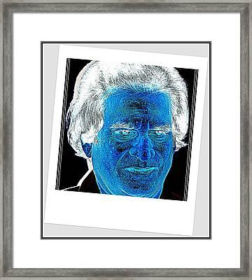 Self Portrait-5 Framed Print by Anand Swaroop Manchiraju