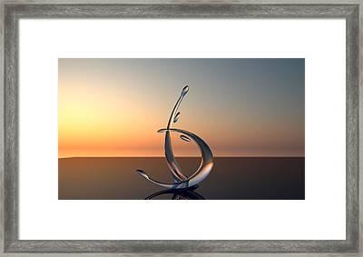 Serenade Framed Print by Raffi Zaroukian