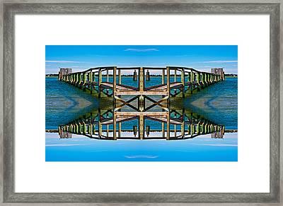 Serenity Framed Print by Betsy Knapp