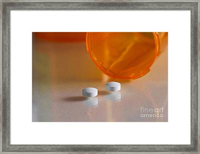 Seroquel Framed Print by Photo Researchers, Inc.