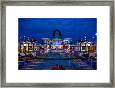 Setting Sail Framed Print by Metro DC Photography