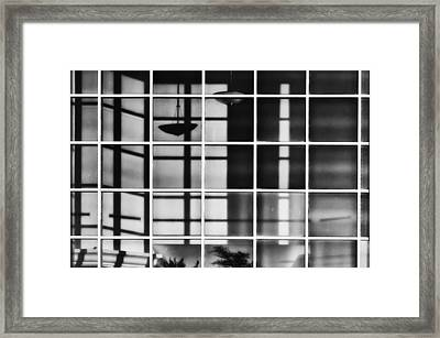 Shadow Play Framed Print by Brenda Bryant