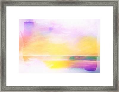 Shining Vision Framed Print by Lutz Baar