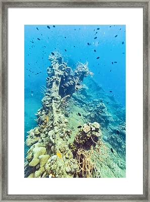 Shipwreck  Framed Print by MotHaiBaPhoto Prints