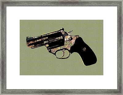 Shkow Framed Print by Canis Canon