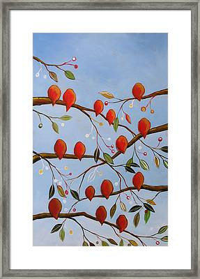 Showtime Framed Print by Amy Giacomelli