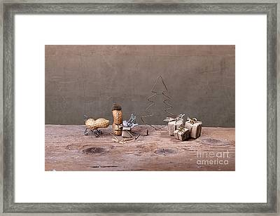 Simple Things - Christmas 06 Framed Print by Nailia Schwarz