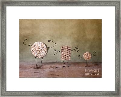 Simple Things 02 Framed Print by Nailia Schwarz