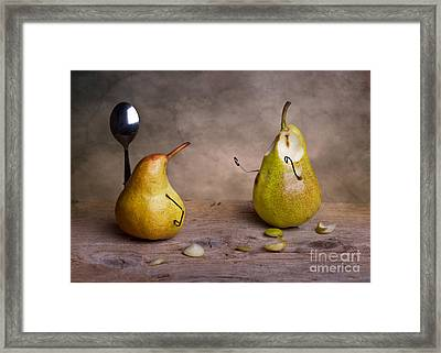 Simple Things 13 Framed Print by Nailia Schwarz