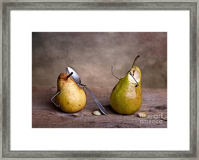 Simple Things 15 Framed Print by Nailia Schwarz