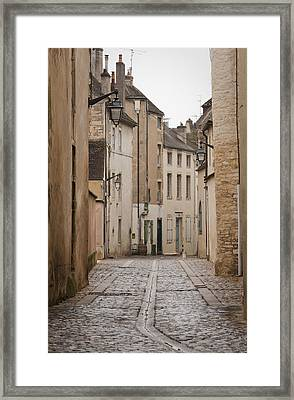 Sleepy France Framed Print by Jonathan Ellison