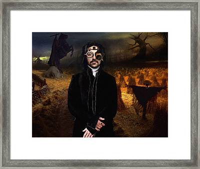 Sleepy Hollow Framed Print by Alessandro Della Pietra