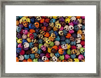 Smiles Framed Print by Mike Herdering