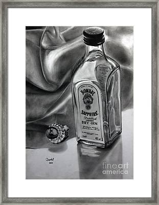 Smooth Talk Sweet Reward Framed Print by Gabor Bartal