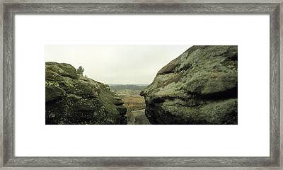 Snipers Nest Framed Print by Jan Faul