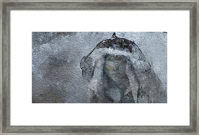 Snow Maiden Framed Print by Jean Moore