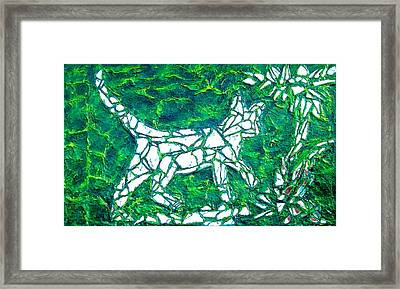 Snow White  Framed Print by Hatin Josee