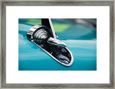 Softly Framed Print by John Schneider