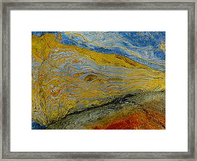 Solar Framed Print by Fine Art  Photography