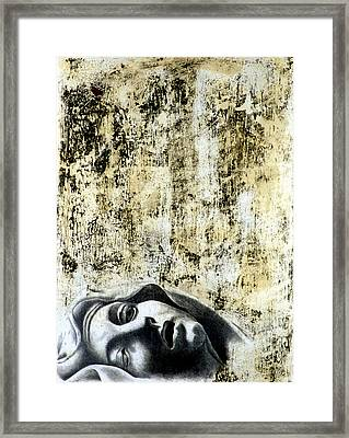 Solitary Confinement Framed Print by Ian Hemingway
