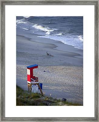 Solitude Framed Print by Sandi OReilly