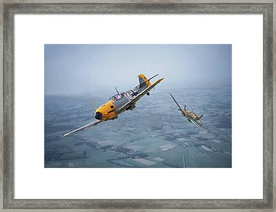 Some You Win........... Framed Print by Pat Speirs
