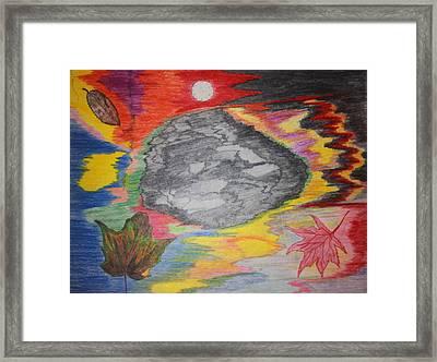 Soul Suspense Framed Print by Todd Breitling