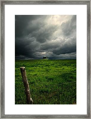 South Dakota Framed Print by Phil Koch