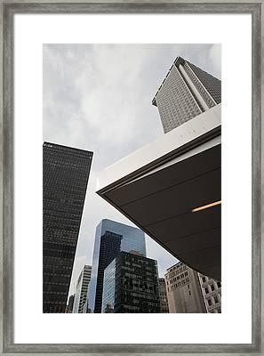 South Ferry 1 Framed Print by Art Ferrier