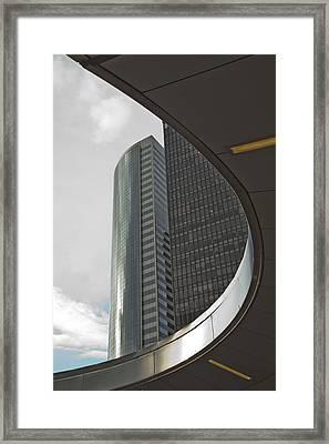 South Ferry 2 Framed Print by Art Ferrier