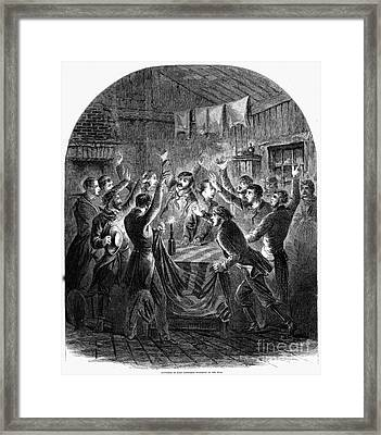 Southern Unionists, 1862 Framed Print by Granger