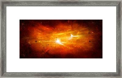 Space008 Framed Print by Svetlana Sewell