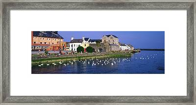 Spanish Arch, Galway City, Co Galway Framed Print by The Irish Image Collection
