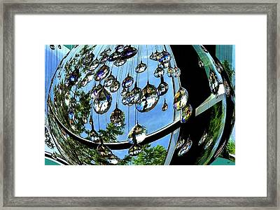 Sparkling Hill Resort 8 Framed Print by Will Borden