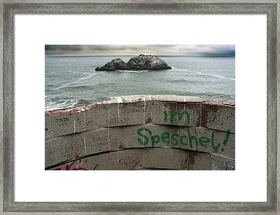 Special Framed Print by Laurie Search