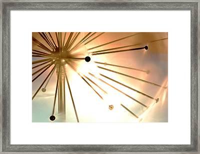 Sphere Framed Print by Anthony Citro