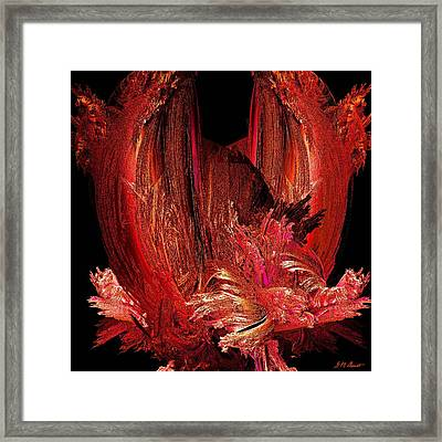Spontaneous Framed Print by Michael Durst