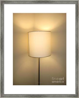 Spread The Light Framed Print by Sonali Gangane
