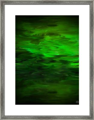Spring As A New Life Framed Print by Lourry Legarde