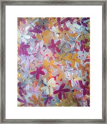 Spring Awakening Framed Print by Derya  Aktas