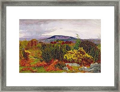 Spring Framed Print by Daniel Alexander Williamson