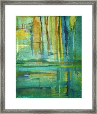Spring Framed Print by Derya  Aktas