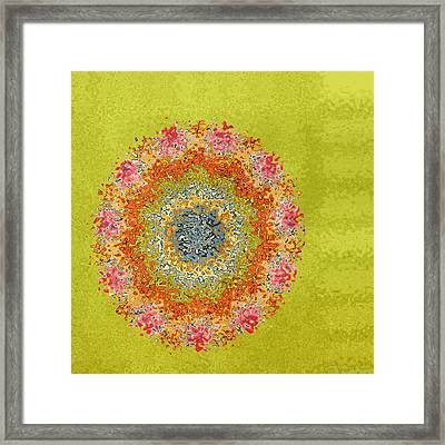 Spring Dream Framed Print by Bonnie Bruno