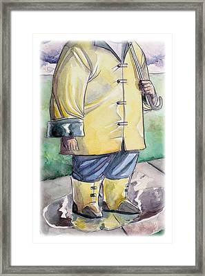 Spring Framed Print by Michael Myers