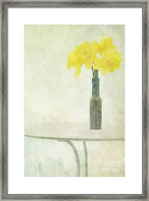 Springtime Framed Print by Marion Galt
