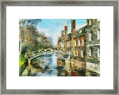 Stamford Bridge Framed Print by Yury Malkov