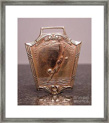 Stampings 22 Framed Print by Dwight Goss