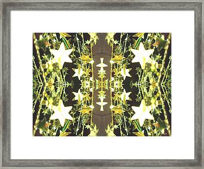 Starvulsion Framed Print by Rom Galicia