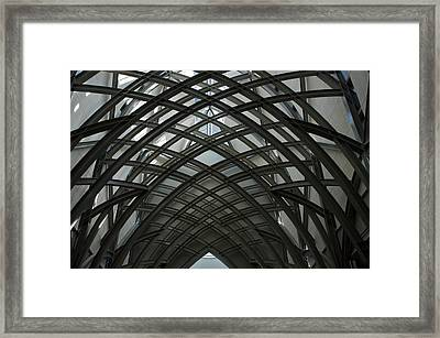 Steel Framed Print by Joseph Yarbrough